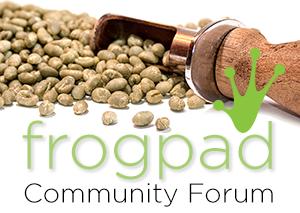 Frogpad Forum